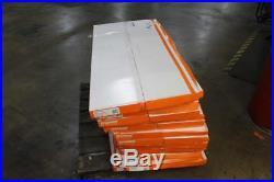 Lot of 15 Sylvania 74935 2x4 32 Watt Dimmable LED Edge-Lit Panel Fixture