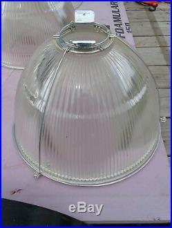 Lot of 24 Holophane PRSL 12 Reflector Assembly, 22-1/2 Diameter