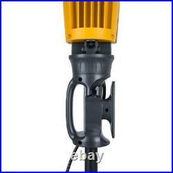 Lutec LED Work Light Tripod 7000-Lumen Adjustable Head Flip Lock Water Resistant