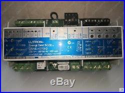 Lutron 0-10V Controller 4 Zone 10A QSNE-4T10-D Energi Savr Node