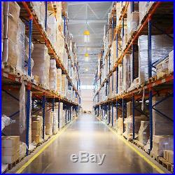Maxxima High Bay Temporary LED Work Light, Linkable 100 Watt 12,000 Lumens 5000K
