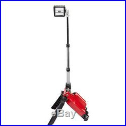 Milwaukee 2120-20 M18 Dual Pack Tower Light WithOne Key (Tool Only) New