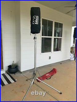 Multiquip GB3LEDC Balloon Light 300W Globugs With Gas Assisted Tripod