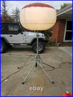 Multiquip GBW Balloon Lamp 120V 1,000W Metal Halide Work Light