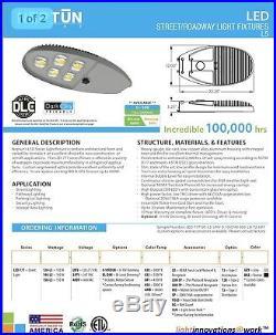 NEPTUN 777130-L5-UNV 130W Led Street Light Fixture