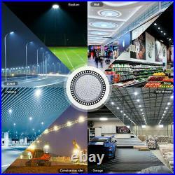 NEW 500W UFO LED High Bay Light Shop Light Lighting Fixture Factory Warehouse