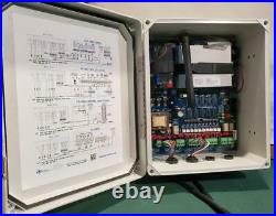 NEW ITL MON-930 / G930 Wireless IP Tower Light Monitoring System! 3C49 -g