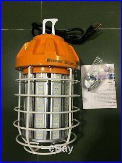 NEW TOPAZ LED 17100 LED Temporary High Bay Fixture 100W 13,500 Lumens 5000K