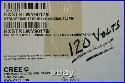 New Cree 136W 120-277V LED Pole Light HO Roadway Street Parking Lot Type 3 Dimin