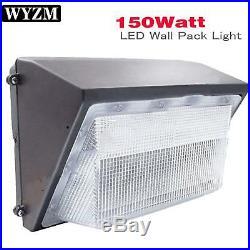 Outdoor LED Wall Pack Light Fixture 70W 100W 125W 150 Watt LED Security Lighting