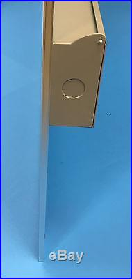PANEL LED CEILING LIGHT 4PC Slim 72W 5000K UL DLC 2X4 External Driver, Non-Dim