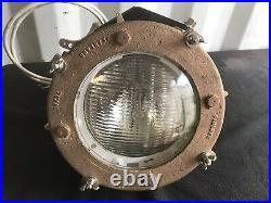 PAULUHN FLOOD LIGHT 746BQSC-ASI Eaton 64-6-33 Incandescent Quarts 500w Par56