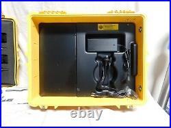 PELICAN 094700-0012-245 212W LED Floor Stand Temporary Job Site Light
