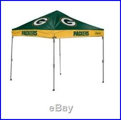Packers Canopy Parties Portable Shelter Powder-coated Steel Frame Durable Home
