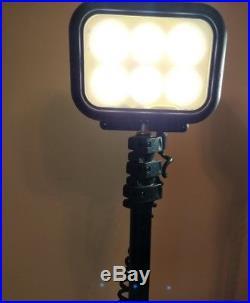 Peli RALS 9460 Heavy Duty LED Light Portable Builder 12v GWO