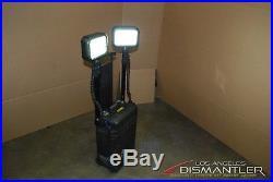 Pelican 9460 Remote Area Lighting System 12000 Lumens 6ft Masts
