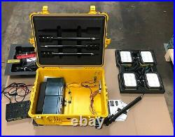 Pelican Remote Area Lighting System 9470B, Used