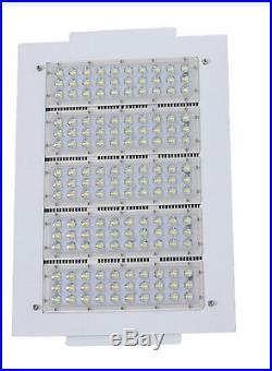 Petrol Gas Station LED Canopy Light 200W Warehouse Highbay Retrofit 6000K 277V