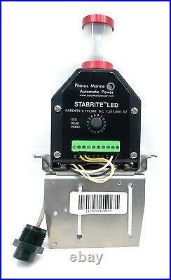 Pharos Marine AM8/34 Automatic Power Stabrite LED 8084 0042R