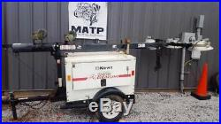 Portable Magnum MLT3060K Light Tower Trailer With Kubota Diesel Engine 3-Cyl D1005