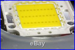 QTY 2 TEMCo Tripod HD LED Portable Utility Flood Work Light 2x30W 110 v 120 v