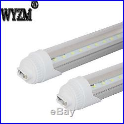 R17D 6ft 30w LED Tube Light T8 Fluorescent Replacement for F72T12/CWithHO (10Pack)