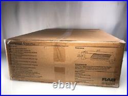 RAB Lighting WPLED4T78 Lpack Wallpack 78-watt Type IV Cool Led, Bronze LED