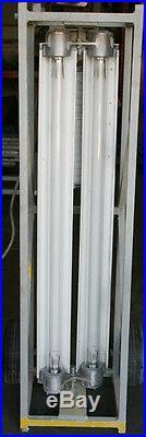 Rig-A-Lite 2-Lamp Portable XP Explosion Proof Fluorescent Lighting Hazardous