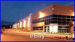 RuggedGrade 80-100 Watt LED Wall Pack Light High Efficiency 120 Lumen to Watt