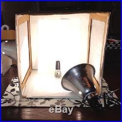 Simple Deluxe 1-Pack 12-Pack Clamp Lamp Light with 5.5-Inch Reflector, UL Listed