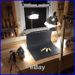 Simple Deluxe Clamp Lamp Light with 8.5-Inch Reflector, 150-Watt, 6-Foot Cord