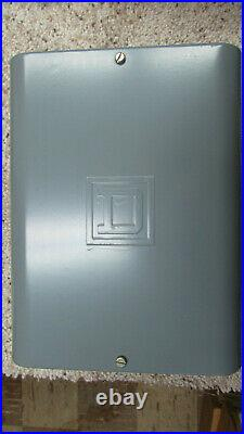 Square D 8903 LG-80 Lighting Contactor in Enclosure NIB