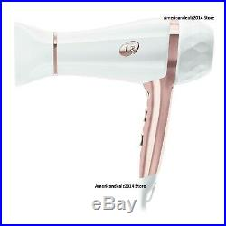 T3 Featherweight 2 Hair Dryer, White Rose Gold Free FAST Shipping New Sealed