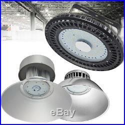 UFO LED High Bay Light 100W 150W 200W 250W Factory Warehouse Industrial Lighting