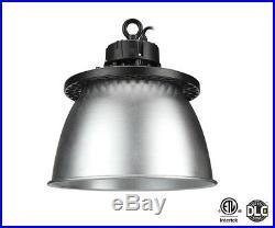 UFO LED High Bay Light 150 Watt 20550 Lumen DLC Listed 5000 Kelvin 100-277 volt
