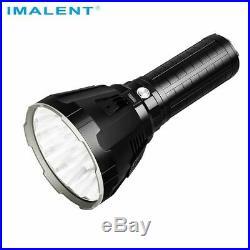 US Outdoor IMALENT MS18 100000 LM Super Power LED Light Flashlight Waterproof