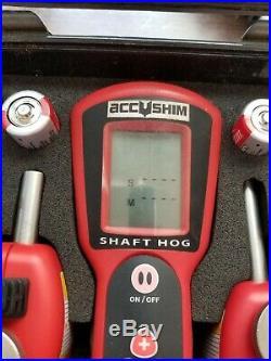 Vibralign Shaft Hog Laser Alignment Tool