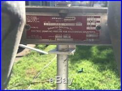 Vintage Crouse Hinds EVF 246 Fluorescent Light