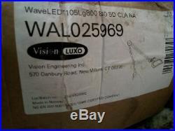 Vision-Luxo WAL025969/18945LG 2.25x 600 Lumen LED Rectangular Magnifier Light