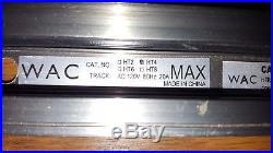 WAC Lighting 18 Qty Track Heads, 50W- WAC Lighting HT8-Track-Qty 3-HT4-1