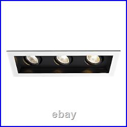 WAC Lighting MT-3LD311R-W940-BK Trim and Housing Package Recessed Lights