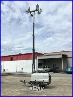 Wacker Neuson LTN6 Light Tower/ Generator 10.8kW