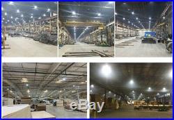 Warehouse Motion sensor 150W UFO LED Highbay Light Daylight 5000K 100-277vac