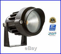 Westgate LED Outdoor Landscape Garden Spotlights 12V Aluminum Housing