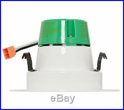 Westgate LED Recessed Light 6 Inch 19W Round Retrofit Downlight Smooth Trim
