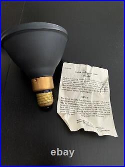 Westinghouse H44GS-100 Spotlight Par38 100 Watt Medium Skirted Base Mercury Lamp