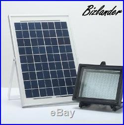 X2 PACK Solar Flood Light Dusk-to-Dawn 108 LED Light Outdoor Waterproof